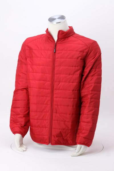 Prevail Packable Puffer Jacket - Men's 360 View