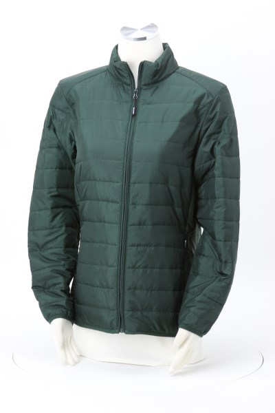 Prevail Packable Puffer Jacket - Ladies' 360 View