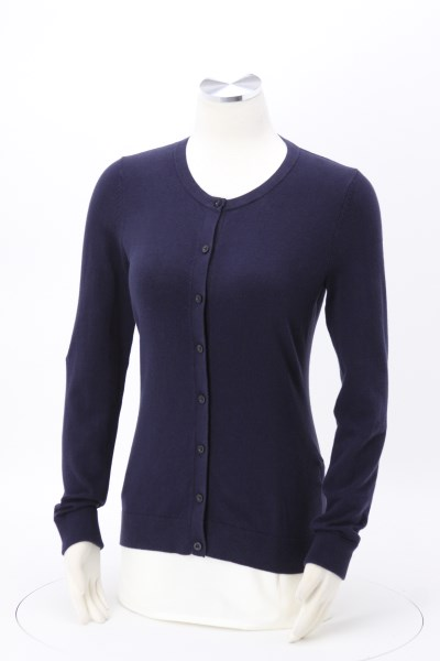 Cutter & Buck Lakemont Cardigan Sweater - Ladies' 360 View