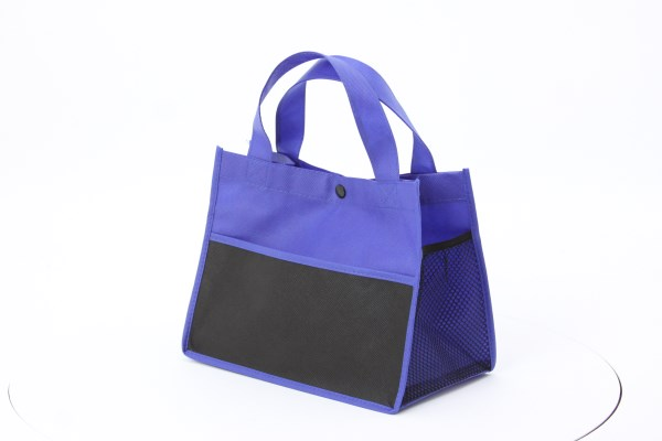Snap Lunch Tote 360 View