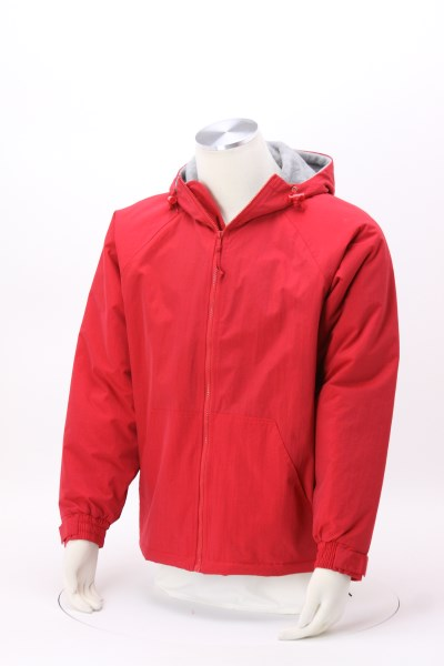 Conqueror Insulated Hooded Jacket 360 View