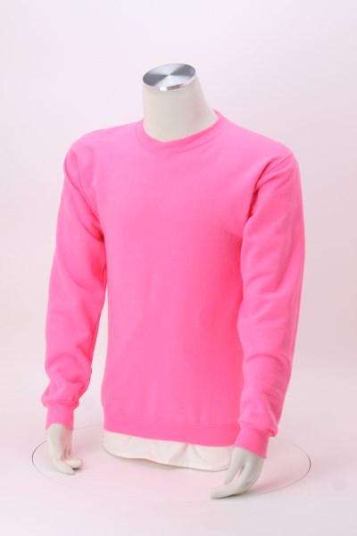 375fc23cce50 4imprint.com  Clique Basics Crew Sweatshirt 137498