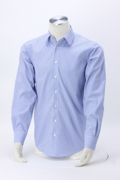 Crown Collection Royal Dobby Shirt - Men's 360 View