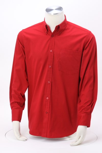 Carter Stain Resistant Twill Shirt - Men's 360 View