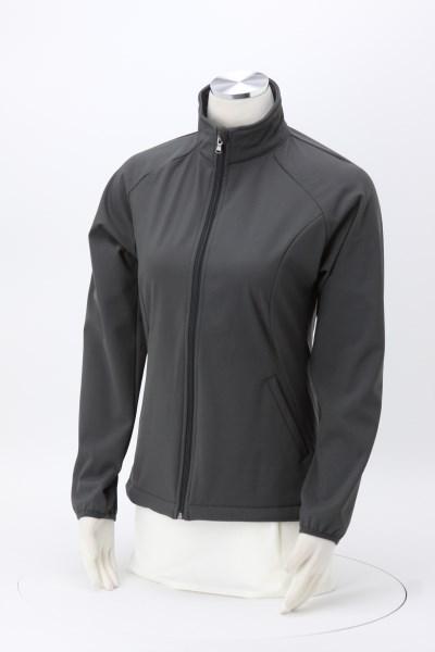 Vital Bonded Soft Shell Jacket - Ladies' 360 View
