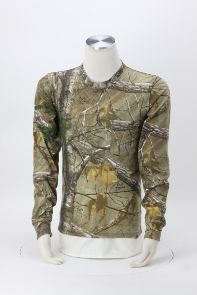 Pathfinder Realtree Long Sleeve T-Shirt 360 View