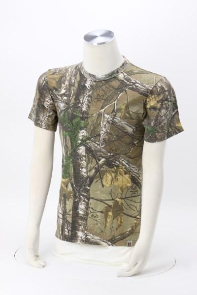 Pathfinder Realtree Pocket T-Shirt 360 View
