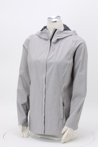 Weatherproof 32 Degrees Melange Rain Jacket - Ladies' 360 View