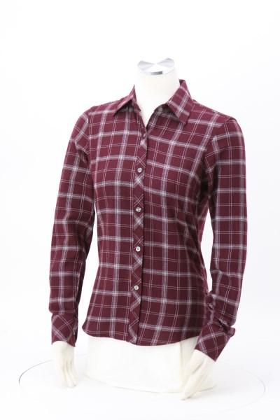 Brewer Flannel Shirt - Ladies' 360 View