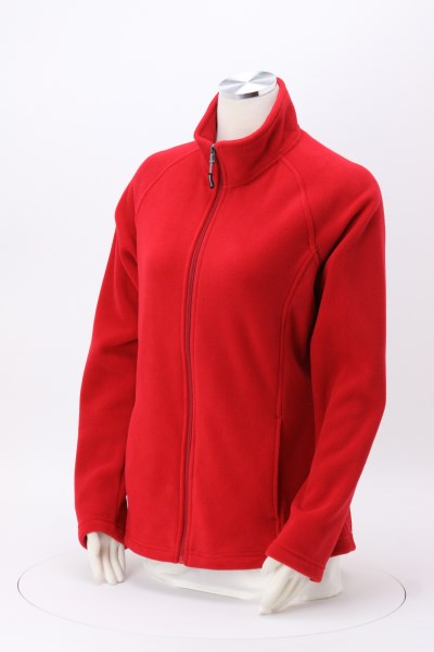 Midweight Microfleece Jacket - Ladies' - 24 hr 360 View