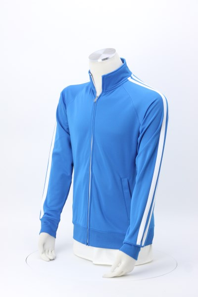 Independent Trading Co. Poly-Tech Track Jacket - Men's 360 View