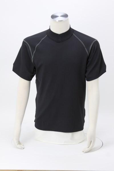 FILA Grenoble Mockneck Athletic Sport Shirt - Men's 360 View