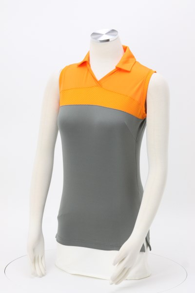 FILA Valencia Sleeveless Polo - Ladies' 360 View