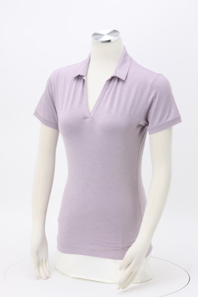 FILA Lisbon V-Neck Polo - Ladies' 360 View