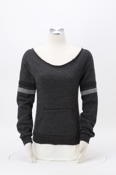 Alternative Tempo Athletic Fleece Sweatshirt - Ladies' 360 View