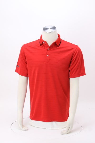 Callaway Raised Ottoman Polo - Men's 360 View
