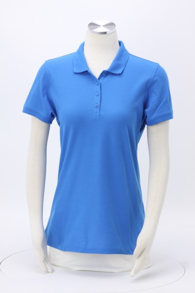 Lightweight Classic Pique Polo - Ladies' 360 View