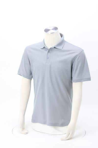 Lightweight Classic Pique Polo - Men's 360 View