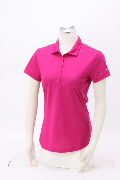 Nike Performance Crosshatch Polo - Ladies' 360 View