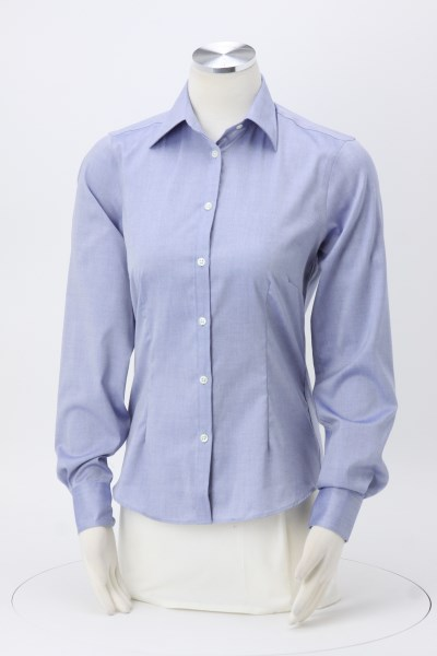 Eagle Pinpoint Oxford Shirt- Ladies' 360 View