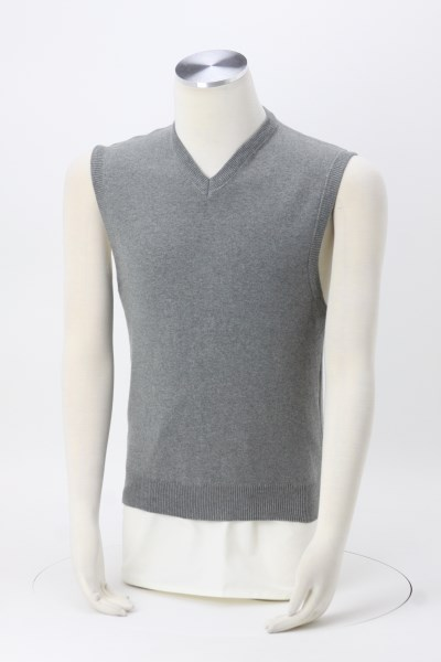 Milano Knit Sweater Vest 360 View