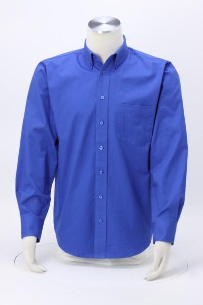 Foundation Teflon Treated Cotton Shirt - Men's 360 View