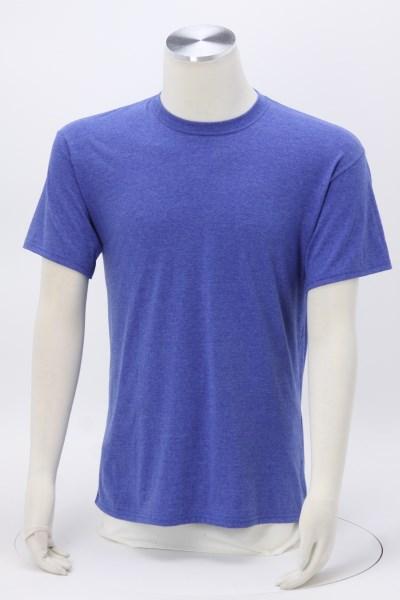 Hanes X-Temp Tri-Blend T-Shirt - Men's - Embroidered 360 View