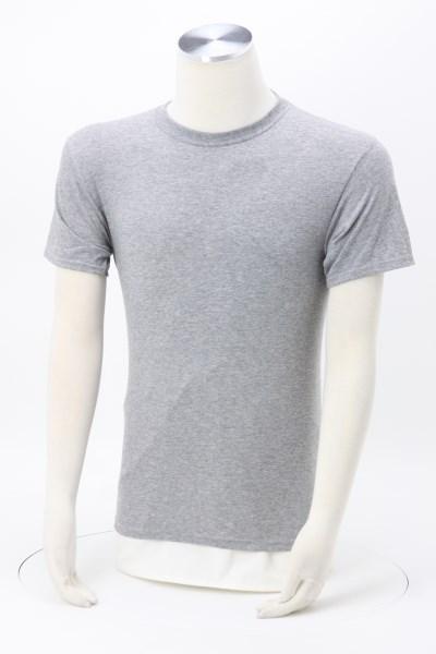 Jerzees Dri-Power Tri-Blend T-Shirt - Men's - Screen 360 View
