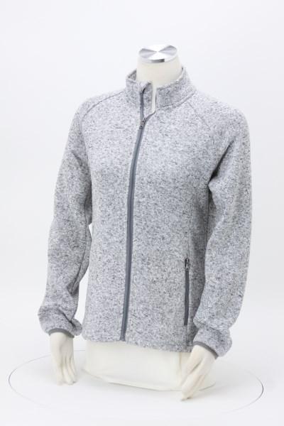 Chalet Sweater Fleece Jacket - Ladies' - 24 hr 360 View