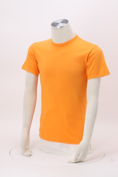Adult 5.5 oz. Ringspun Cotton Surf T-Shirt - Screen 360 View