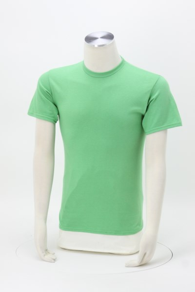 Adult 5.5 oz. Recycled T-Shirt - Screen 360 View