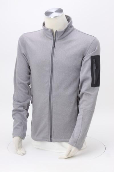 Reebok Freestyle Tech Fleece Jacket - Men's 360 View