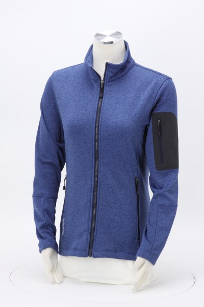 Reebok Freestyle Tech Fleece Jacket - Ladies' 360 View