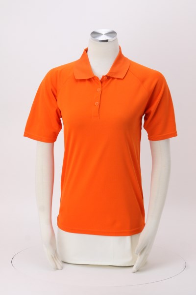Team Performance Polo - Ladies' - Embroidered 360 View