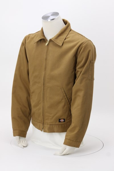 Dickies Industrial Duck Jacket 360 View