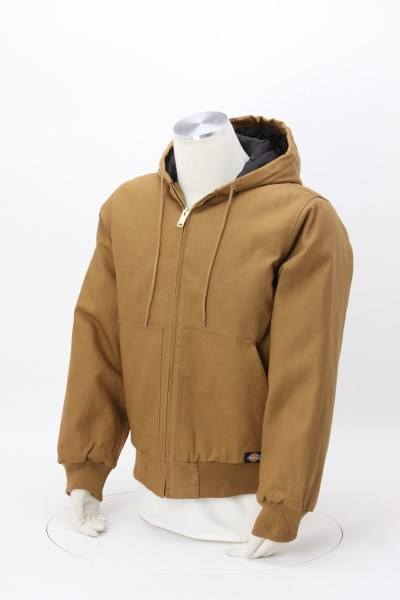 Dickies Hooded Duck Jacket 360 View
