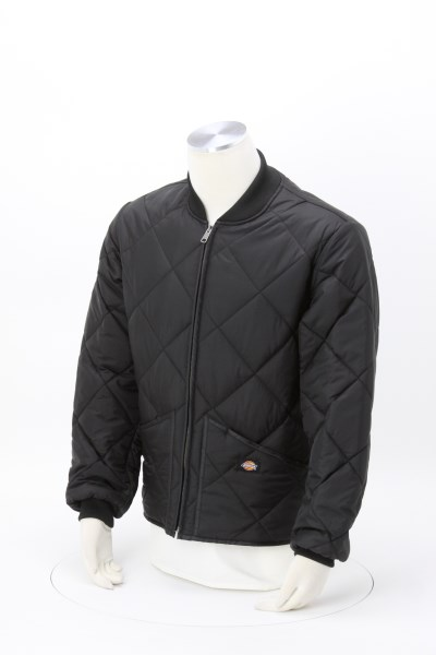 Dickies Diamond Quilt Jacket 360 View