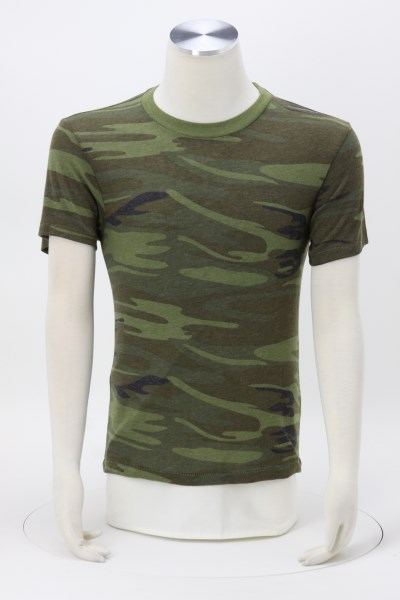Alternative Jersey Classic T-Shirt - Premium 360 View