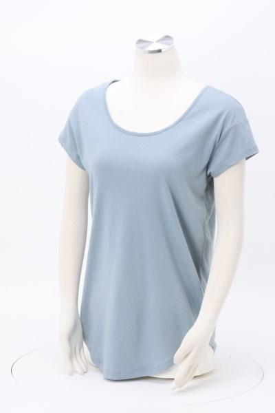 59a44a31d763ac 4imprint.com: Alternative Modal Scoop Neck T-Shirt - Ladies' 141376-SN