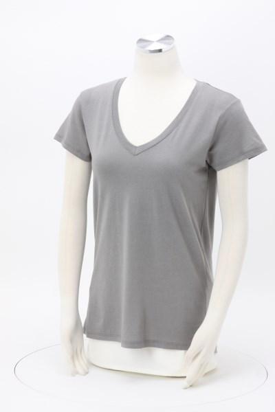 Alternative Modal V-Neck T-Shirt - Ladies' 360 View