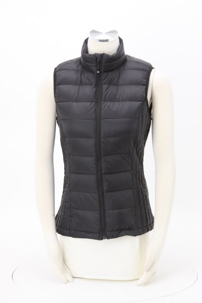 Weatherproof Packable Down Vest - Ladies' 360 View