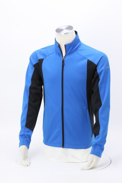 Eddie Bauer Colorblock Soft Shell Jacket - Men's 360 View
