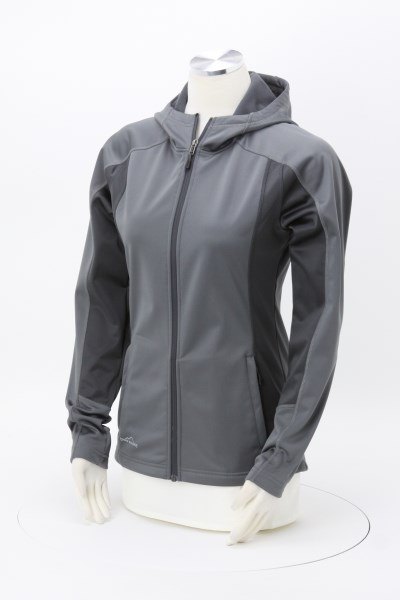Eddie Bauer Colorblock Soft Shell Jacket - Ladies' 360 View