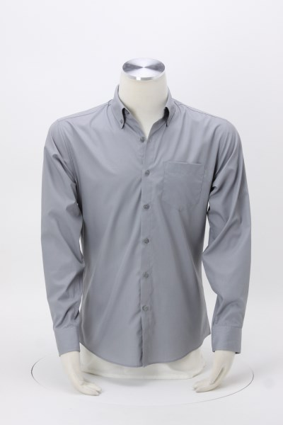 Carefree Poplin Shirt - Men's 360 View