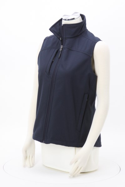 Maxson Soft Shell Vest - Ladies' 360 View