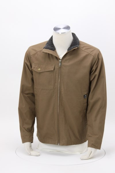 DRI DUCK Endeavor Canyon Cloth Canvas Jacket 360 View