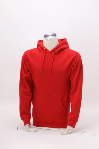 Independent Trading Co. 10 oz. Hoodie - Embroidered 360 View