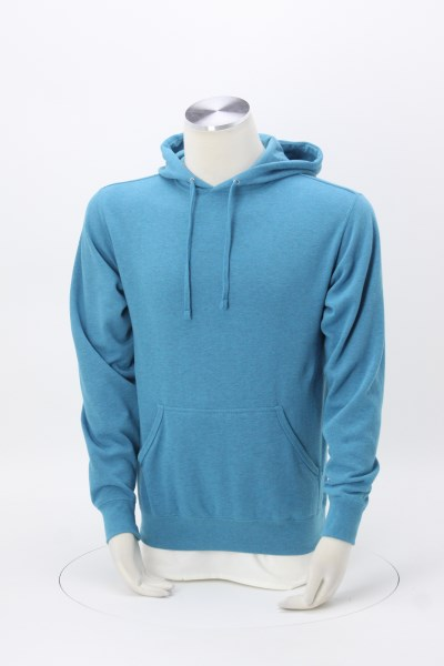 Independent Trading Co. 6.5 oz. Hoodie - Embroidered 360 View