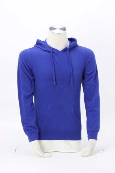 Independent Trading Co. Heavenly Fleece Hoodie - Ladies' - Embroidered 360 View