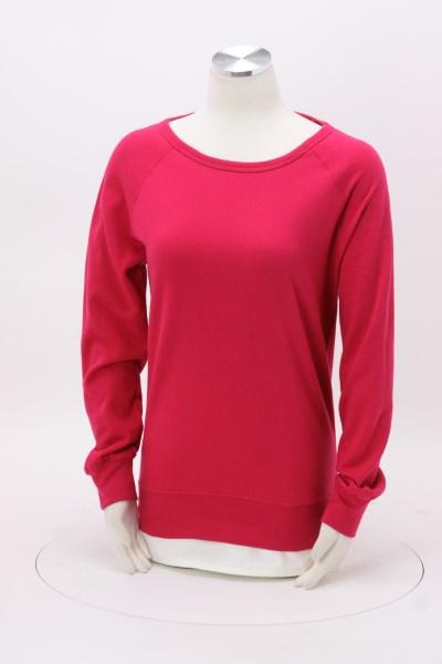 Independent Trading Co. Heavenly Fleece Sweatshirt - Ladies' - Screen 360 View